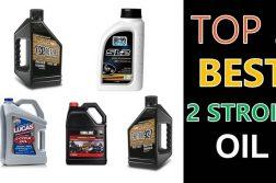 5 Best 2 Stroke Oil 2019