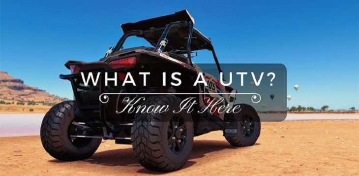 what is a utv