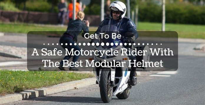 Best Modular Helmet
