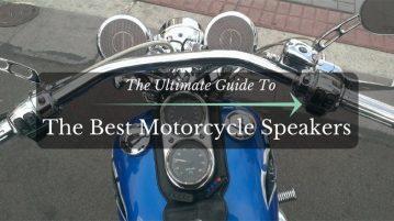 The Best Motorcycle Speakers