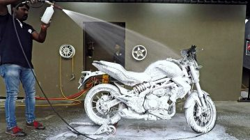 How Much To Paint A Motorcycle Will Make You Satisfied