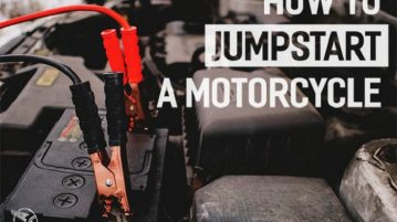 How To Jumpstart A Motorcycle Easily