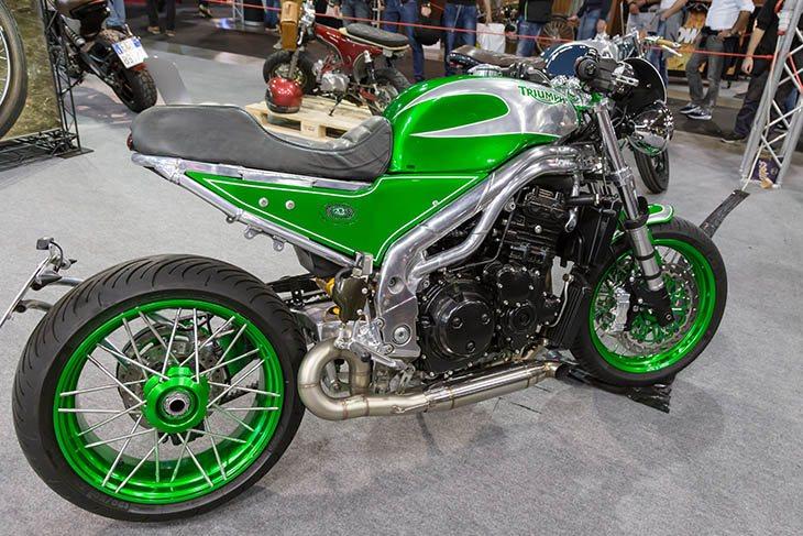 Paint Motorcycle Fairings