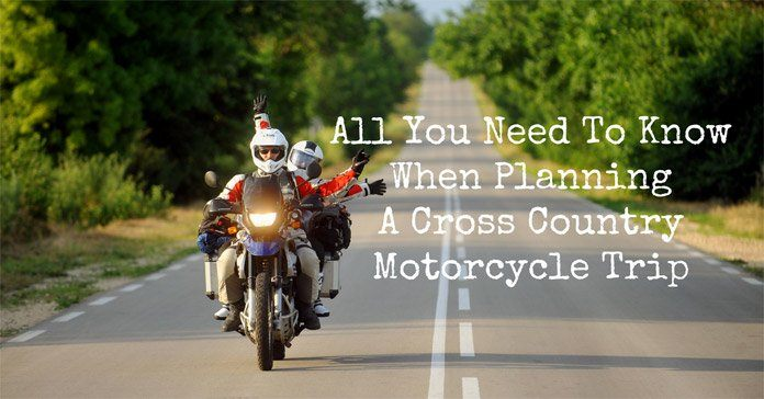 All You Need To Know When Planning A Cross Country ... Map My Motorcycle Ride on ride home, ride my bus, ride my scooter, ride my quad, ride my bicycle,