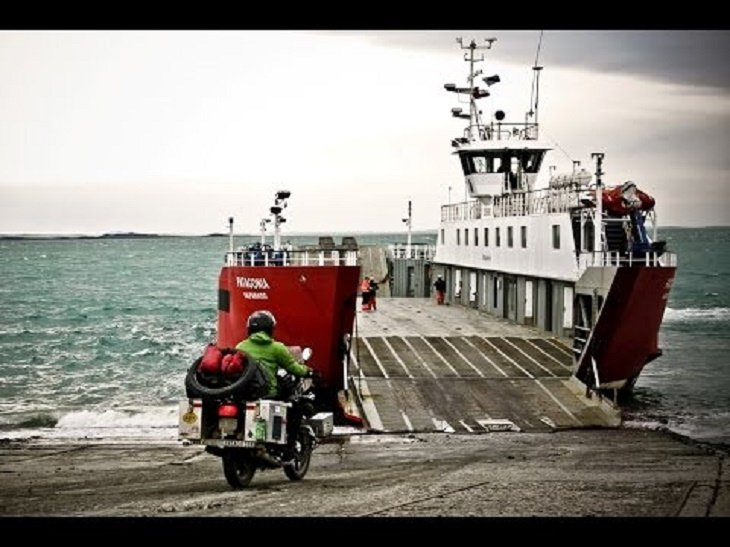 Shipping A Motorcycle Across The Country