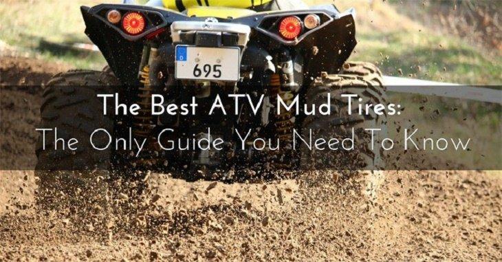 The Best ATV Mud Tires