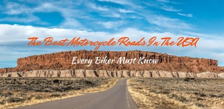 The Best Motorcycle Roads In The USA