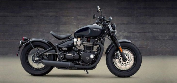 Triumph Motorcycles Made