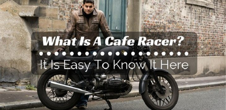 What Is A Cafe Racer