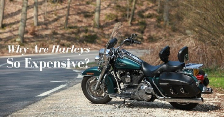 Why Are Harleys So Expensive