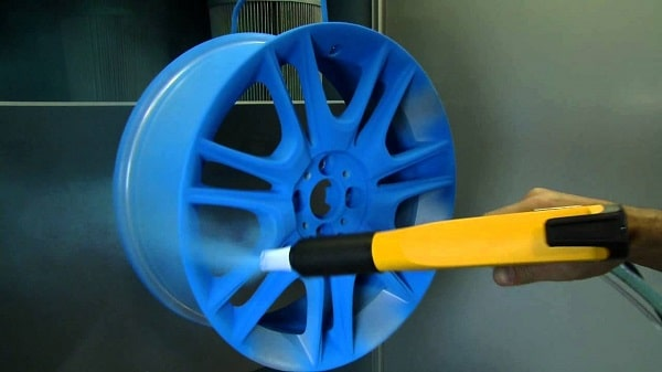 how much to powder coat rims