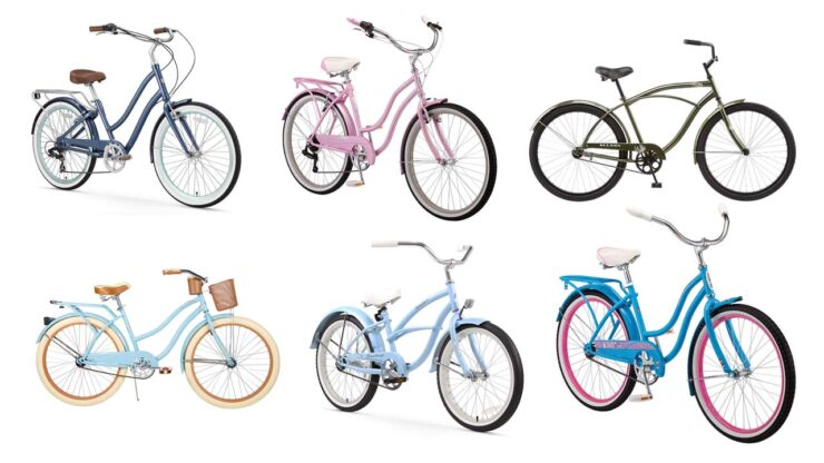 Best Girl's Beach Cruiser Bikes