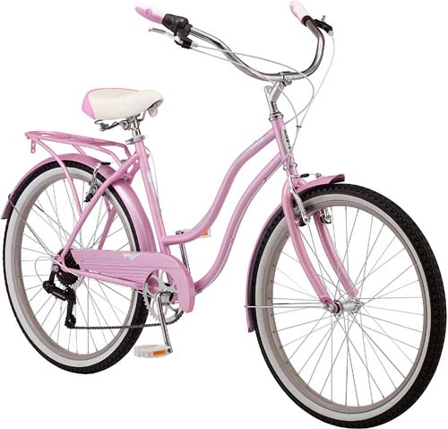 Schwinn Perla Girls's Beach Cruiser Bike