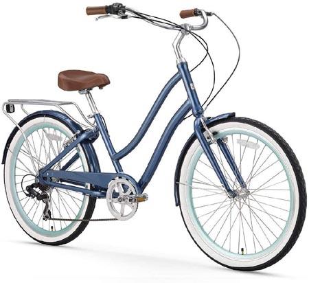 Sixthreezero EVRYjourney Bicycle for Overweight Female