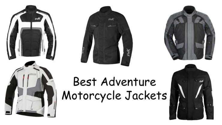 Best Adventure Motorcycle Jacket