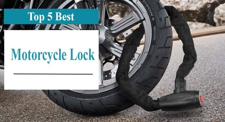 motorcycle lock chain