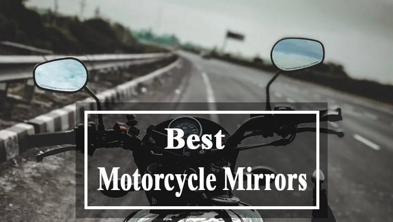 bar end motorcycle mirrors