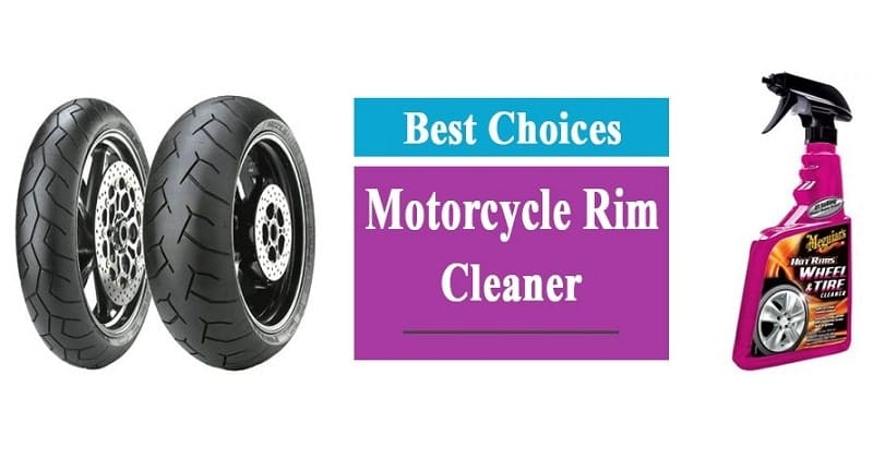 motorcycle wheel cleaner