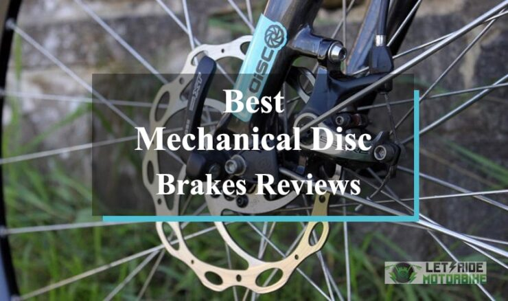 mechanical disc brake set